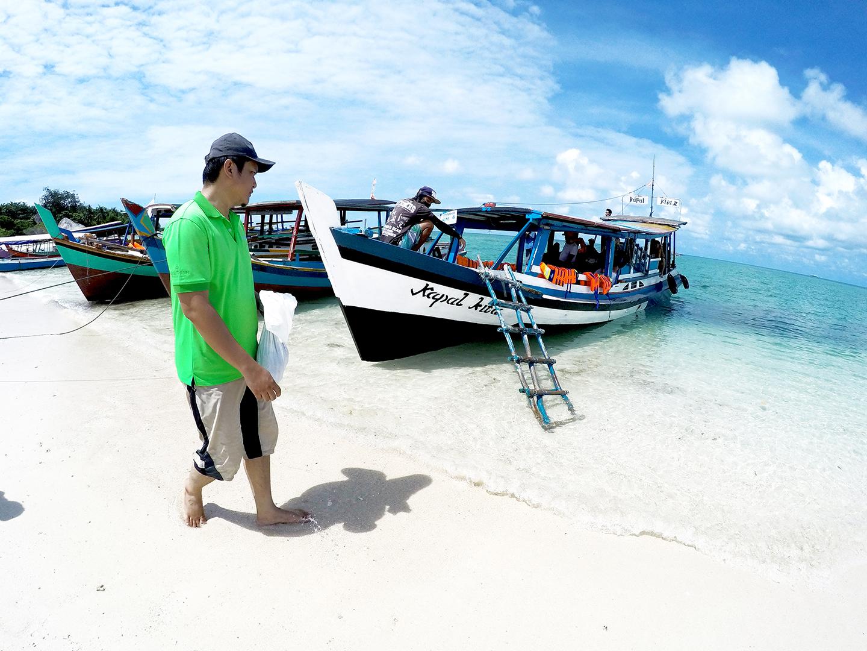 Wisata Yang Tersembunyi di Pulau Seliu Belitung